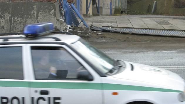 Většina dotázaných obyvatel Prachaticka myslí, že se Policie ČR snaží zlepšit osobní přístup k občanům. Ilustrační foto.