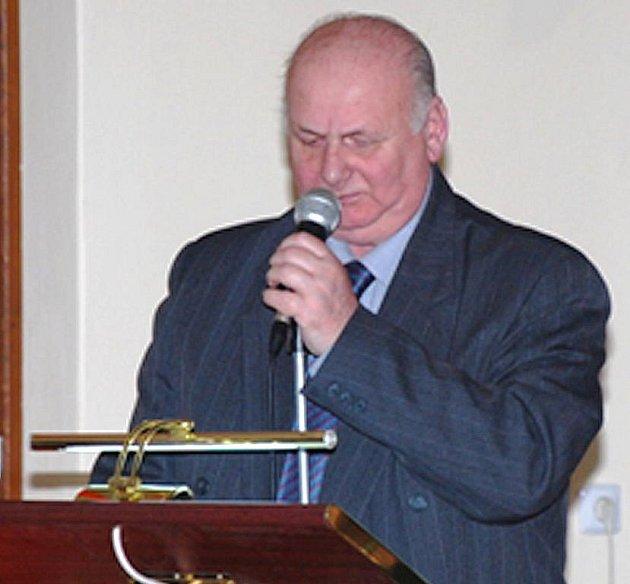 Předseda KVD Emil Steinmayer