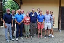 Třeboňský pohár golfistů na hřišti v Bechyni slavil již pětadvacáté narozeniny.