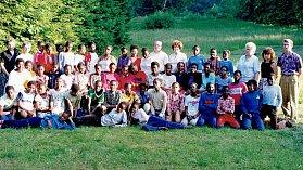 Namibijské děti v Prachaticích.