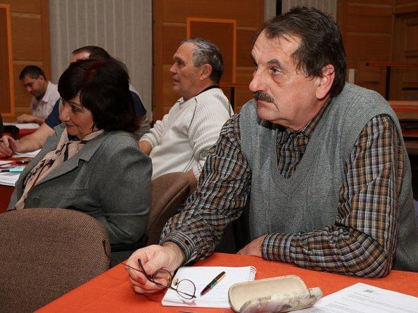 Oveřejné projednání návrhu plánu pro rozvoj města Vimperk do roku 2022neměla veřejnost příliš velký zájem.