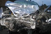 Řidič nissanu nehodu u Netolic nepřežil