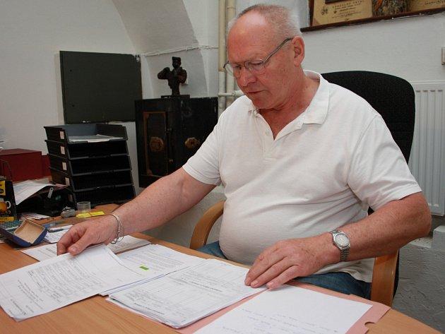 Stanislav Žák se nehodlá s nařízenou exekucí smířit.