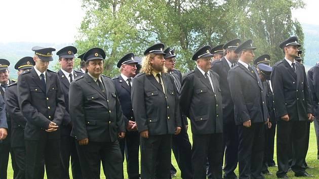 Sbor dobrovolných hasičů Lhenice.