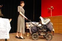 Školu manželů ze seriálu Taková normální rodinka od Fan Vavřincové sehrál divadelní soubor Tornádo při DDM Vimperk.