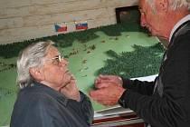 Nové Údolí zamykání lokálek a představení 3D modelu obce.