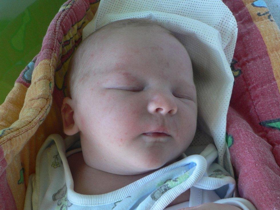 Vojtíšek  Pechlát z Vimperka se narodil ve strakonické porodnici v neděli  29. července  v 01.35 hodin. Chlapeček vážil  3790 gramů. Doma už čeká bráška Vlastík 3 roky.