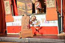 Loutkové divadlo navštivte v parku v Prachaticích. Ilustrační foto.