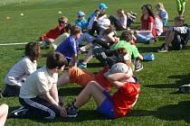 Žáci z Národky měli na programu školní kolo OVOV.