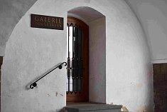 Prachatice, Galerie Dolní brána. Ilustrační foto