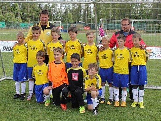Vimperští kluci postoupili do národního finále.