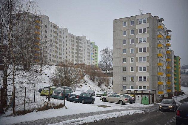 Nejstarší domy ve Vimperku dostanou letos nové výtahy.