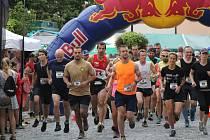 Herbis trail run 2019 na počest Tomáše Procházky.