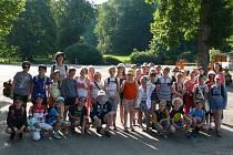 Výlet si čtvrťáci z Vodňanky nadělili k Mezinárodnímu dni dětí. A užili si ho.