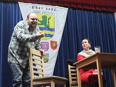 DUTAM zajel pobavit diváky do Zbytin.