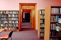 Vimperští mají nové prostory pro knihovnu.