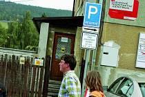 KÁČKO.  Kontaktní centrum v Prachaticích je snadno dostupné. Sídlí v Primátorské ulici, nedaleko autobusového nádraží. Ilustrační foto.