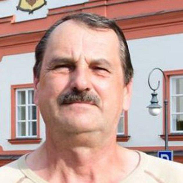 Karel Beránek, 56let, hnutí Starostové a Nezávislí.