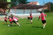 Sobota patřila na lhenickém fotbalovém hřišti v pořadí již patnáctému ročníku turnaje SMS Cup v malém fotbale.