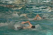 Plavání přineslo líté boje.