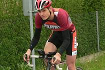 Vítězný Martin Debnar.