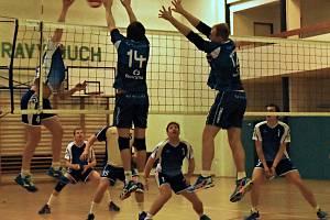 Dvojzápasem s Českou Lípou zakončili netoličtí volejbalisté sezonu II. ligy. Nejprve prohráli 1:3, v odvetě zvítězili 3:2.