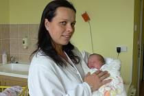 Sofie Janutková  se v prachatické porodnici narodila ve středu 9. října v 9.42 hodin. Vážila 3950 gramů. Rodiče Jaroslava a Vladimír jsou z Osule. Na malou Sofii se těší sestřičky Nellinka (5 let) a Violka (3 roky).