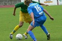Dorostenecký fotbalový turnaj v tělocvičně ZŠ Vlachovo Březí byl jeden z posledních v okrese tohoto roku. Ilustrační foto.