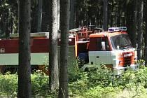 V obci má siréna signalizující požár malý dosah. Lidé, kteří bydlí ve spodní části obce by ji vůbec neslyšeli. Ilustrační foto.