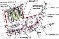 Zástupci by rádi slyšeli názory zástupců společnosti, která by chtěla ve Vodňanské ulici postavit supermarket firmy Tesco. Své záměry přijdou prezentovat již na pondělní jednání. Ilustrační foto.