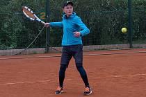 Po dlouhých letech se na Prachaticku odehrál tenisový přebor žactva.