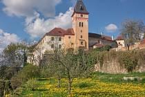 Vimperský zámek je od 1. ledna 2015 pod správou Národního památkového ústavu.
