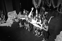 Divadelní soubor Rarášek je také několikanásobným držitelem nejvyššího ocenění dětského diváka O štítek města Prachatice.