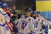 Vimperští hokejisté se připravují na novou sezonu.