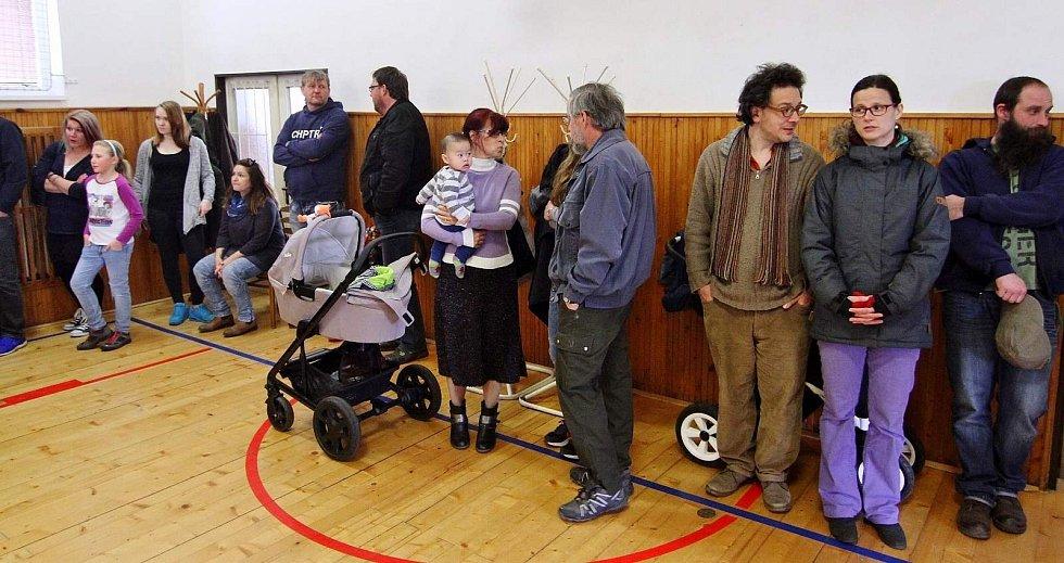 Další pohádka v podání lenorských dětí měla obrovský úspěch.