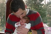 Aneta Bánomová se ve strakonické porodnici narodila v pondělí 10. listopadu devět minut po poledni. Vážila 2900 gramů. Rodiče Lenka a Láďa jsou ze Zdíkova.