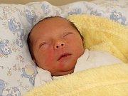 Šimon Kalina se v prachatické porodnici narodil v úterý 24. ledna ve 2.39 hodin. Vážil 3200 gramů. Rodiče Věra a Václav si prvorozeného syna odvezou domů, do Bělče.