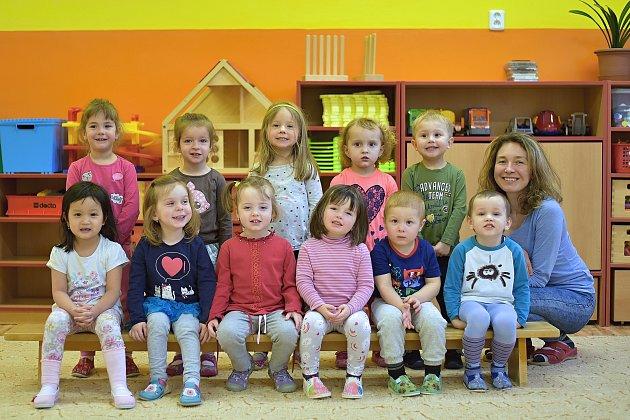Mateřská škola Vimperk, Klostermannova ulice, 1.třída