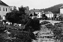 Zmizelé obce - Jablonec.