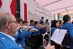 Tradičním účinkujícím je i Dechový orchestr Prachatice pod taktovkou Václava Franze.