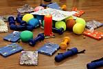 Plná nových informací, her, zábavy i poučení. Taková byla v pořadí sedmá Akademie 3. věku, kterou ve Volarech pořádala KreBul, o.p.s.