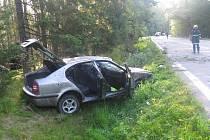 Tragicky skončila nedělní ranní jízda pro sedmnáctiletého mladíka.