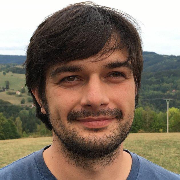 Jindřich Morong, 31let, Hnutí Nezávislých za Harmonický Rozvoj obcí a Měst.