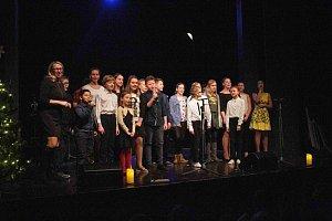 Předvánoční koncert ZUŠ Prachatice