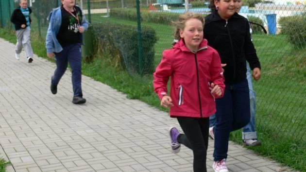 Běh pro zdraví v Prachaticích.