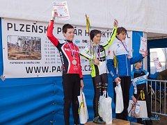 Vimperští bikeři zajeli solidní závody.