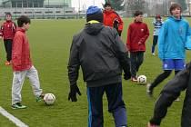 Fotbalisté dostali na činnost s mládeží půl milionu.