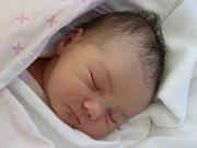 V sobotu 30. září přesně ve tři hodiny odpoledne se v prachatické porodnici narodila Viktorie Šindelářová. Vážila 3150 gramů. Spolu se čtyřletou sestřičkou Dominikou a rodiči Petrou Kršňákovou a Stanislavem Šindelářem bude vyrůstat ve Vitějovicích.