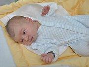 Martin Kukla z Prachatic se narodil v pondělí 23. října v 15 hodin a 41 minut ve strakonické porodnici. Vážil rovná čtyři kila.
