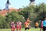 Fotbalová B třída: Netolice - Kamenný Újezd 0:2.